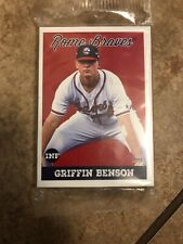 2019 ROME BRAVES TEAM SET COMPLETE LOW A ATLANTA BRAVES