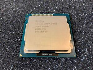 Intel Core i7-3770 3.40Ghz CPU