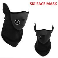 Bike Motorcycle THERMAL Ski Face Neck Cover Warmer Mask Balaclava Outdoor Sport