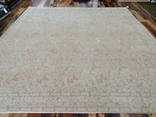 8 x 10  Indo Modern  Wool Hand Knotted Rug