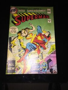 DC Australian Edition Superman No 6
