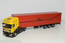 LION CAR BASED DAF 95XF 95 XF SA-TRANS TRUCK WITH TRAILER RARE