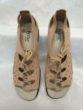 Hotter Ladies Open Toe Stone Sandals 6.5/40