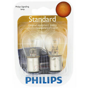 Philips Tail Light Bulb for Subaru Brat DL FE Forester GF GL GL-10 GLF kk