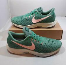 Nike Women's Air Zoom Pegasus 35 Running Shoes 94285-300 Size 9 Sneakers Green
