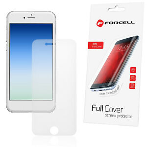 Displayschutz für Apple iPhone X/ 10 Original Forcell Full Cover Folie