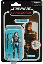 Star Wars The Vintage Collection Hasbro Cara Dune Carbonized The Mandalorian MOC