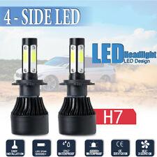 H7 LED Ampoule Auto CREE 400W 6000K Voiture Feux Phare Lampe Kit HID Xénon Blanc