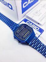 NEW Casio Blue Vintage Watch