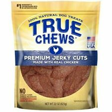 True Chews Premium Jerky Cuts 100 Natural Dogs Treats Real Chicken 22 Oz 1pck