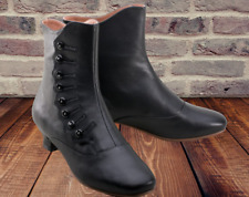 Civil War Ladies Button Boots