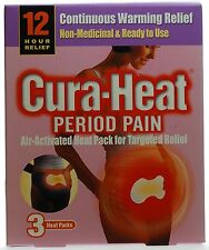 Cura-Heat Pack Over-The-Counter Pain Relief Medicine
