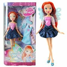 Bloom   Glamour Girl Puppe   Winx Club   World of Winx   Mit Mode-Accessoires