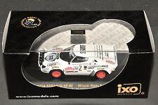 LANCIA STRATOS HF #2 WINNER RALLY SANREMO 1979 TONY MANNINI 1/43 IXO RAC114