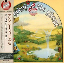 ANTHONY PHILLIPS The Geese & The Ghost Japan Mini LP Sleeve CD Genesis Prog