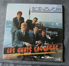 Les Chats Sauvages avec Dick Rivers, Candide, CD reedition 25cm - Dial