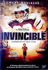 INVINCIBLE-WALT DISNEY-FOOTBALL-PHILEDELPHIA EAGLES-INSPIRED BY A TRUE STORY