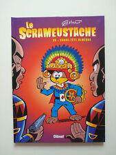 EO 2006 (très bel état) - Le Scrameustache 36 (casse-tête olmèque) - Gos & Walt