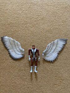 Marvel Legends Sentinel series Angel Red Variant 6 inch figure