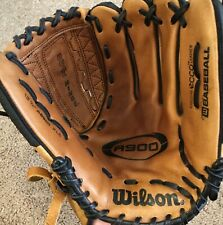 Wilson A900 XCL Baseball Glove RHT 12.5 Inches