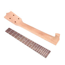 "Guitar Neck Rosewood 18 Fret Fingerboard Replacement For 26"" Tenor Ukulele Uke"
