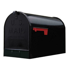 Heavy-Duty Extra Large Mailbox Galvanized Steel Xl Jumbo Post Mount Big Mail Box