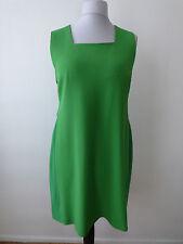 Robe asymétrique JOSEPH vert pomme - 325 euros au lieu de 565€