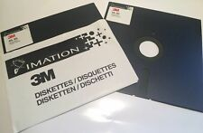 "3M 8 Inch Single Sided Single Density 8"" Floppy Disk SS SD RETRO ART       ae1z1"