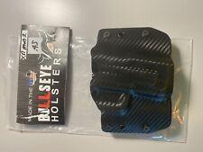 Bullseye Holsters:  Carbon Fiber OWB for SA XD Mod 2 .45 Right Hand