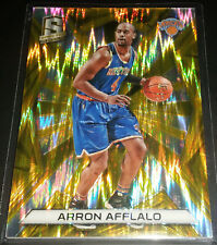 Arron Afflalo 2015-16 Panini Spectra GOLD PRIZM Parallel Insert Card (#'d 06/10)