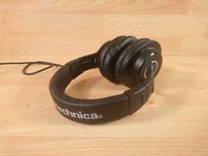 Audio-Technica ATH-M40X Headband Headphones - Black