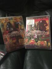 Anime (5) DVD Lot - Basilisk, Gankutsuou, Vampire Knight