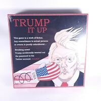 New Trump It Up Hilarious Board Game for 3 - 7 Players  - Fast Free Shipping