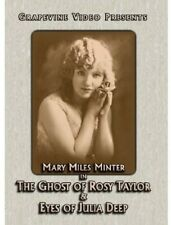 Ghost of Rosy Taylor/Eyes of Julia Deep (2013, DVD NEUF)