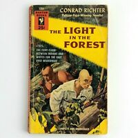 The Light In The Forest Classic Vintage Paperback Conrad Richter Native