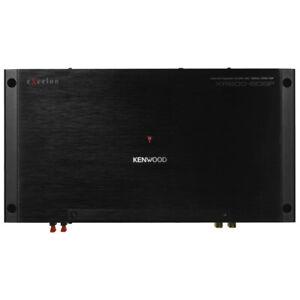 Refurbished Kenwood Excelon XR600-6DSP 6-channel Car Amplifier