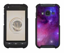 For Samsung Galaxy Rugby Pro i547 Protector Case Design Cover Milky Way Galaxy