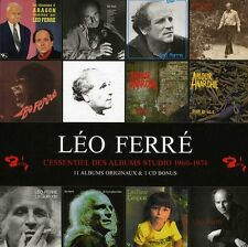 L o Ferr, Léo Ferré, - Essentiel Ferre 1960 - 1974 [New CD] France - Im