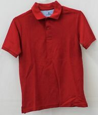 Chaps Boys Approved Schoolwear Red Shirt Size Xl(18-20)
