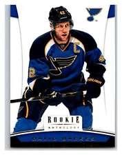 (HCW) 2012-13 Panini Rookie Anthology #90 David Backes Blues NHL Mint
