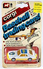 Vintage Corgi Mettoy Baseball Trading Cars Milwaukee Brewers Great Britain 1982
