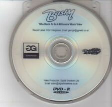 (DQ171) Bashy, Who Wants to be a Millionnaire/Your Wish Your Command - DJ DVDs