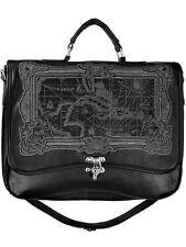 Restyle Handtasche Caribbean Sea Steampunk Tasche Gothic A4 Bag Kunst-Leder B