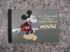 Australian Mickey Mouse Prestige Booklet