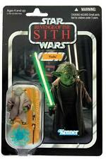 Star Wars The Vintage Collection, YODA VC20, Revenge of the Sith, 2010, NEW, MOC