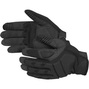Viper Tactical Recon Gloves Mens Police Patrol Gauntlet Army Knuckle Guard Black
