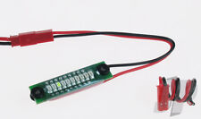 LIPO BATTERY Checker 1-4 cella (3.7-14.8 V)