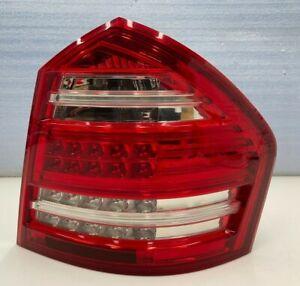 2010 - 2012 MERCEDES GL CLASS RIGHT PASSENGER SIDE TAILLIGHT LAMP 1648203664 OEM