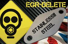 EGR plaque d'obturation permettant NISSAN PATROL NAVARA PATHFINDER ZD30 D22 moteur inoxydable!!