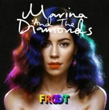 MARINA AND THE DIAMONDS - FROOT NEW VINYL RECORD